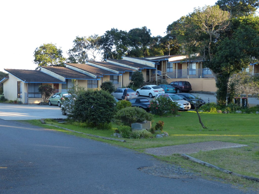 Newcastle Links Motel in Fern Bay Australien