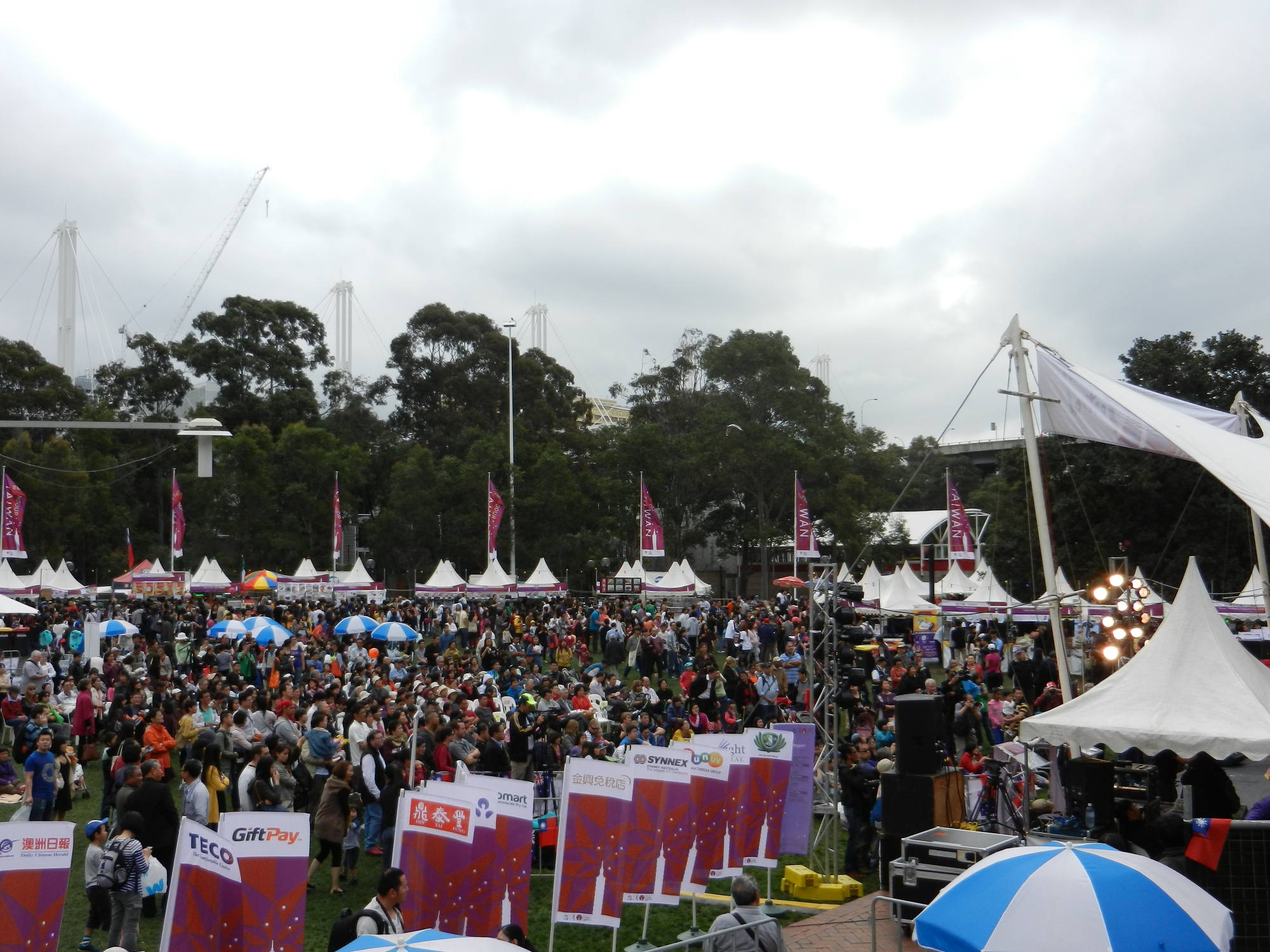 Taiwan Festival Überblick