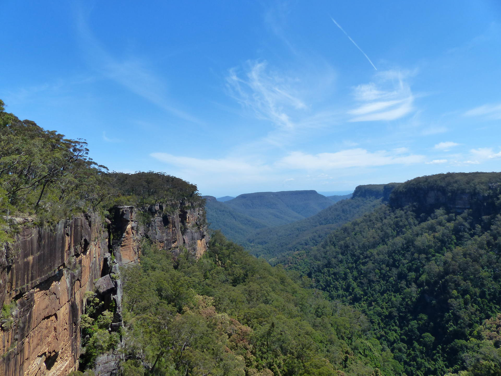 Fitzroy Falls Lookout NSW