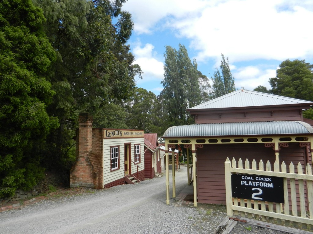 Coal Creek Heritage Village, Korumburra
