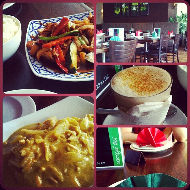 Instagram Collage Thai Restaurant, Warragul