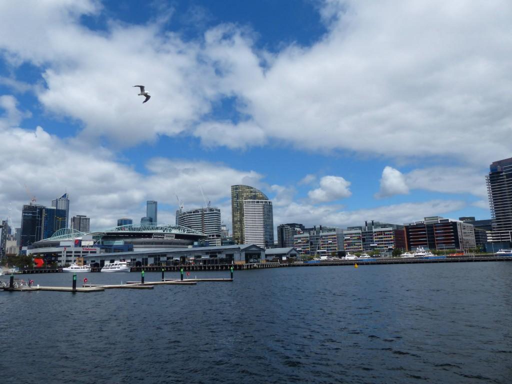 Hafenblick Docklands Melbourne
