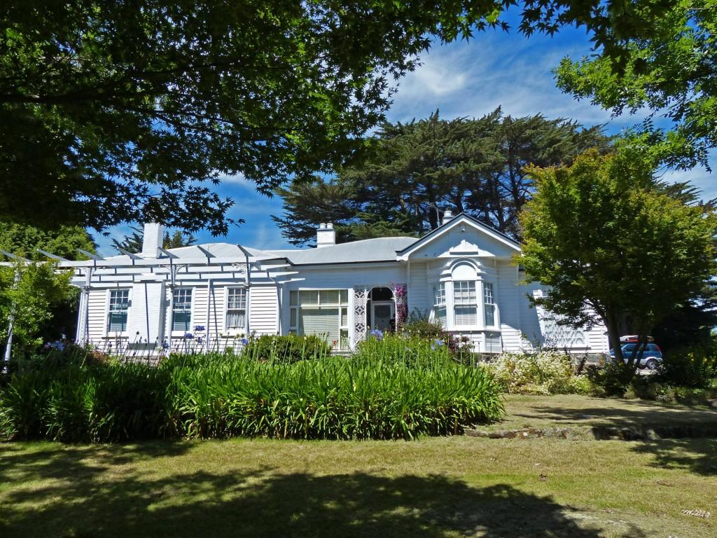 Home Hill Devponport, Tasmanien