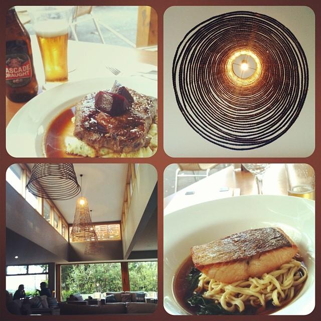 Instagram Bild Taylors Restaurant Port Arthur