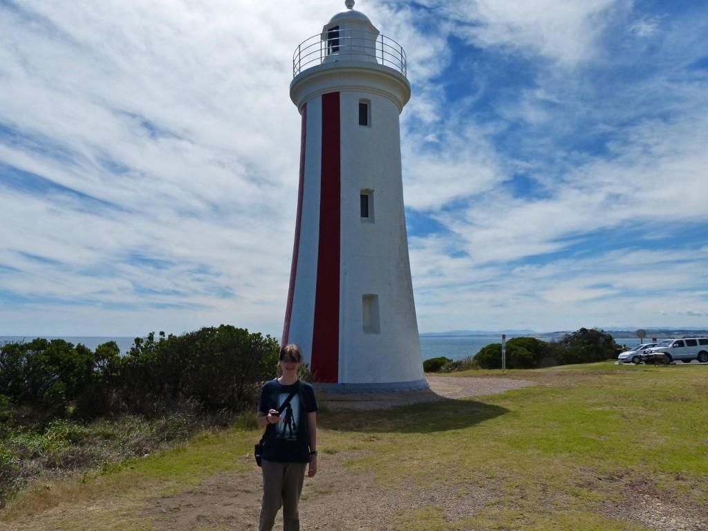 Mersey Bluff Leuchtturm in Devonport