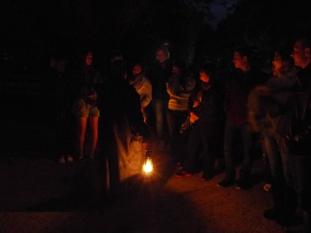 Gruppenbild Ghost Tour in Port Arthur