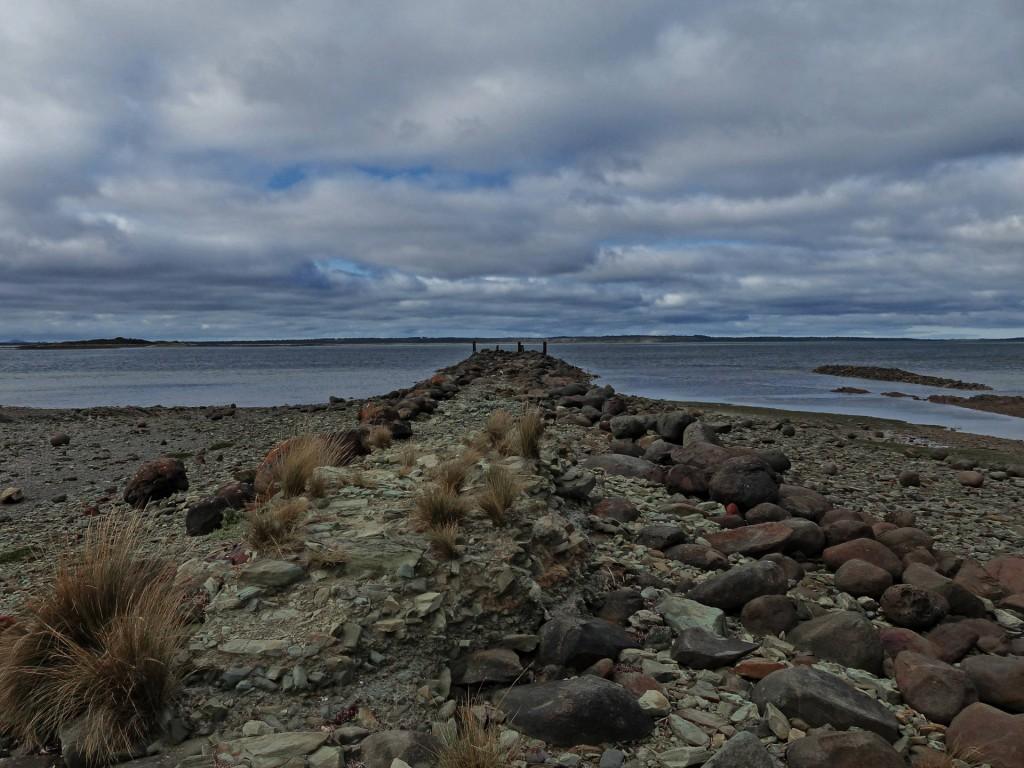 Blick vom Rocky Cape, Tasmanien