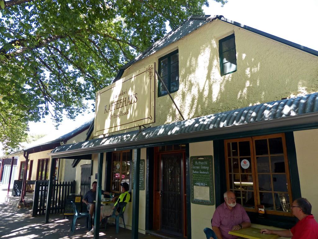 Kaffehaus Fine Foods - Café in Hahndorf