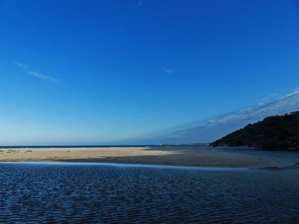 Strand von Vivonne Bay